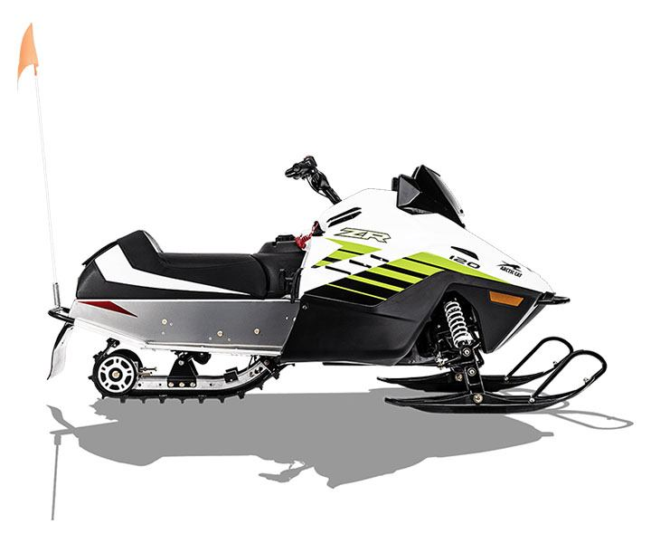 2018 Arctic Cat ZR 120 in Francis Creek, Wisconsin