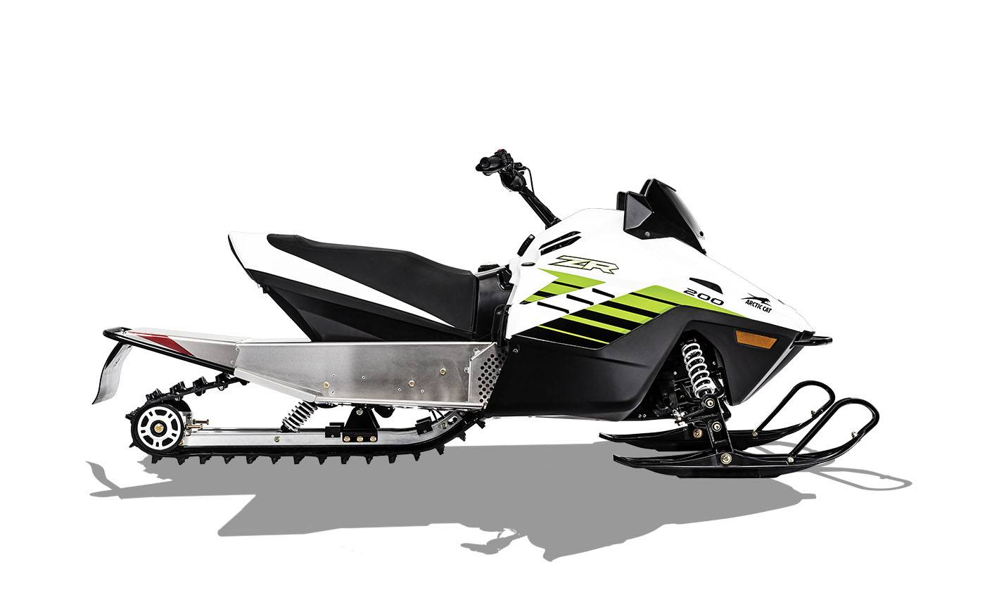 2018 Arctic Cat ZR 200 in Baldwin, Michigan