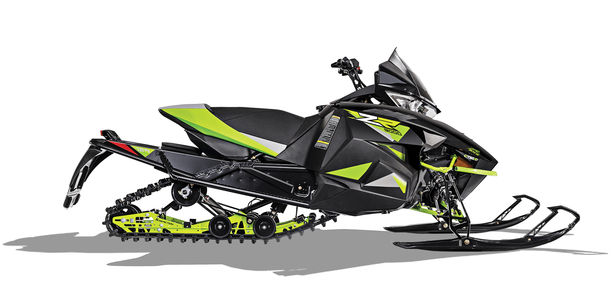 2018 Arctic Cat ZR 3000 in Covington, Georgia