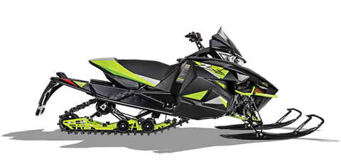 2018 Arctic Cat ZR 3000 in Baldwin, Michigan