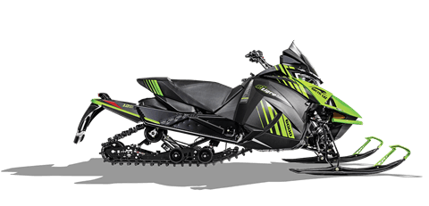 2018 Arctic Cat ZR 6000 El Tigre ES (129) in Fond Du Lac, Wisconsin