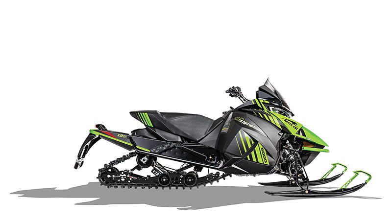 2018 Arctic Cat ZR 6000 El Tigre ES 129 in Fond Du Lac, Wisconsin