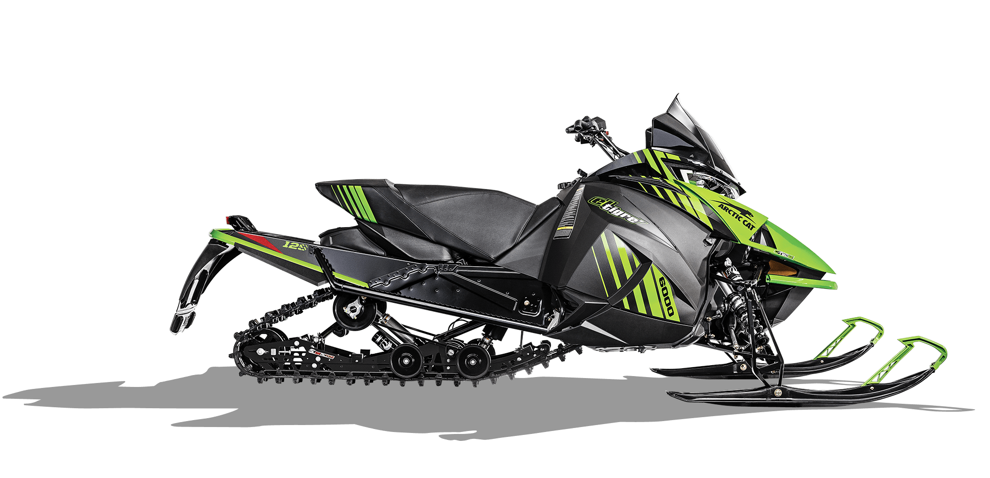 2018 Arctic Cat ZR 6000 El Tigre ES (137) in Baldwin, Michigan