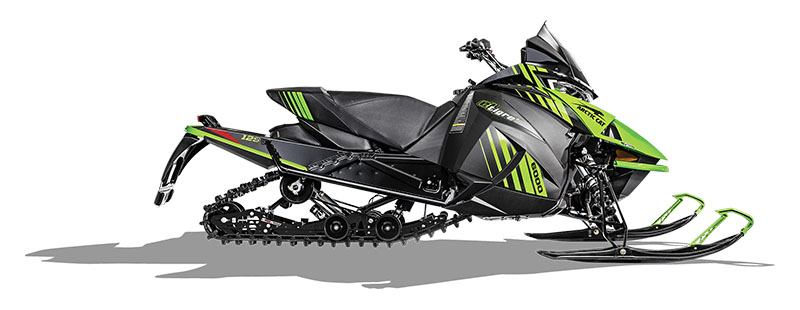 2018 Arctic Cat ZR 6000 El Tigre ES (137) in Three Lakes, Wisconsin