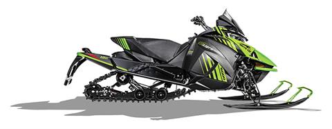 2018 Arctic Cat ZR 6000 El Tigre ES (137) in Francis Creek, Wisconsin