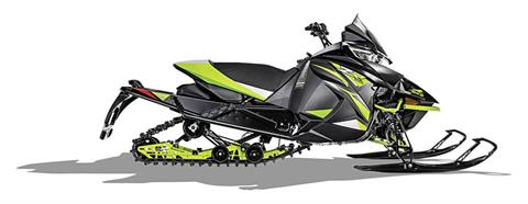 2018 Arctic Cat ZR 6000 ES (129) in Barrington, New Hampshire