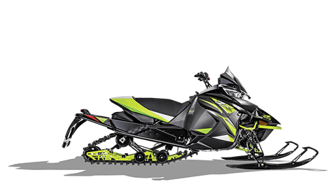 2018 Arctic Cat ZR 6000 ES 137 in Francis Creek, Wisconsin