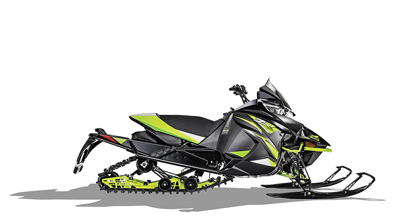 2018 Arctic Cat ZR 6000 ES 137 in Barrington, New Hampshire