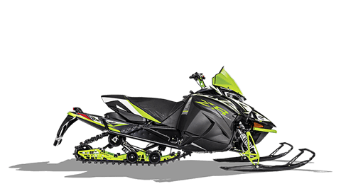 2018 Arctic Cat ZR 6000 Limited ES 129 in Fond Du Lac, Wisconsin