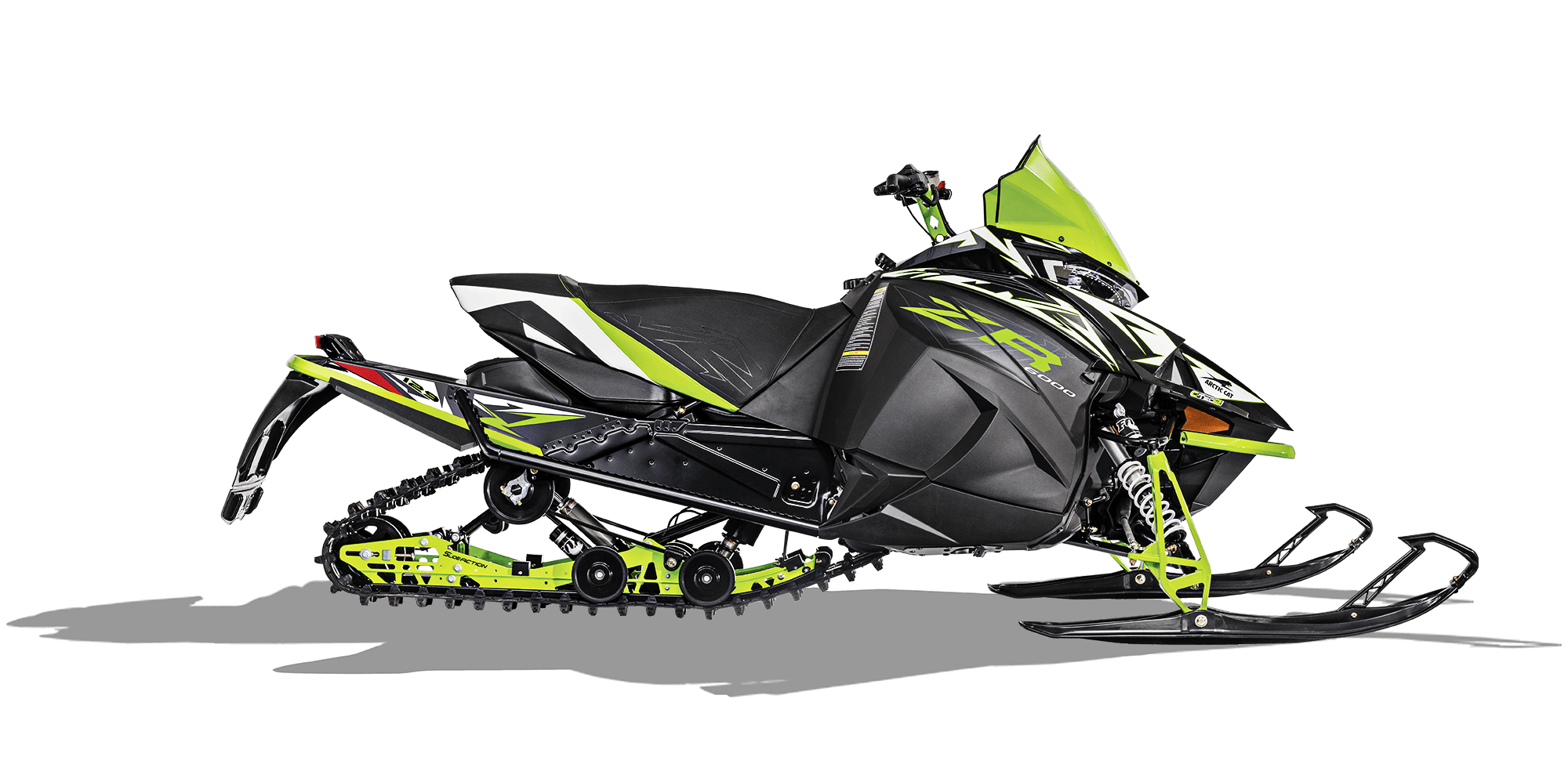 2018 Arctic Cat ZR 6000 Limited ES (137) in Baldwin, Michigan