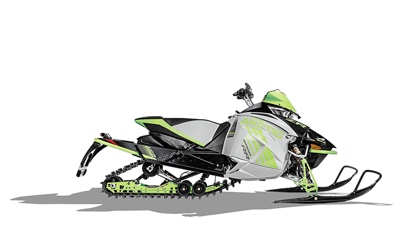 2018 Arctic Cat ZR 6000 RR ES 137 in Valparaiso, Indiana