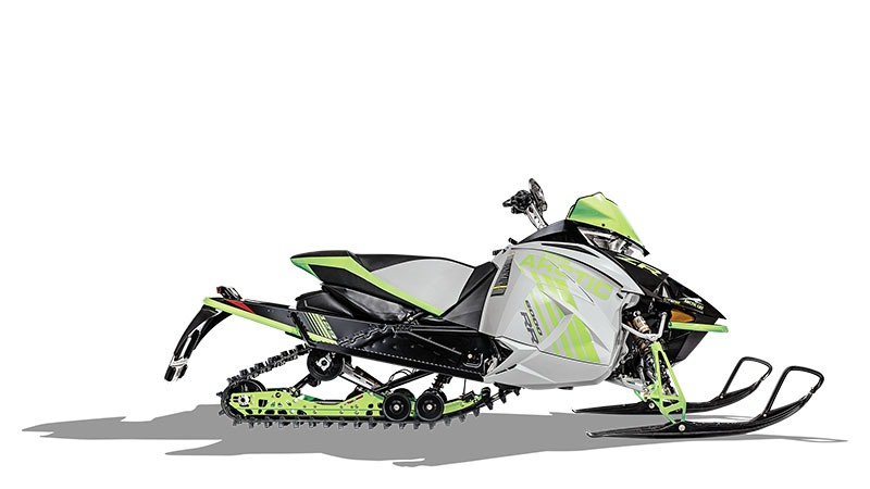 2018 Arctic Cat ZR 6000 RR ES 137 in Hamburg, New York