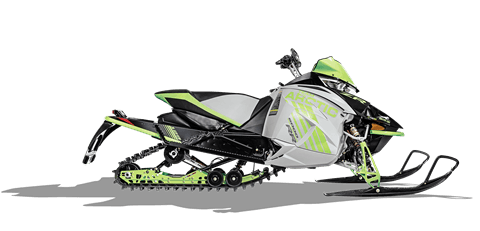 2018 Arctic Cat ZR 6000 R XC (129) in Kaukauna, Wisconsin