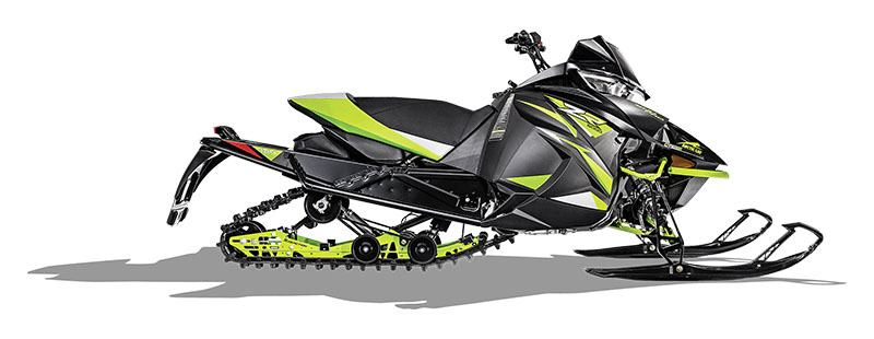 2018 Arctic Cat ZR 6000 Sno Pro ES (129) in Berlin, New Hampshire