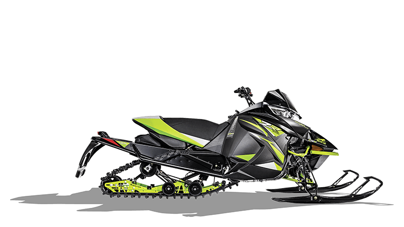 2018 Arctic Cat ZR 6000 Sno Pro ES 129 in Baldwin, Michigan