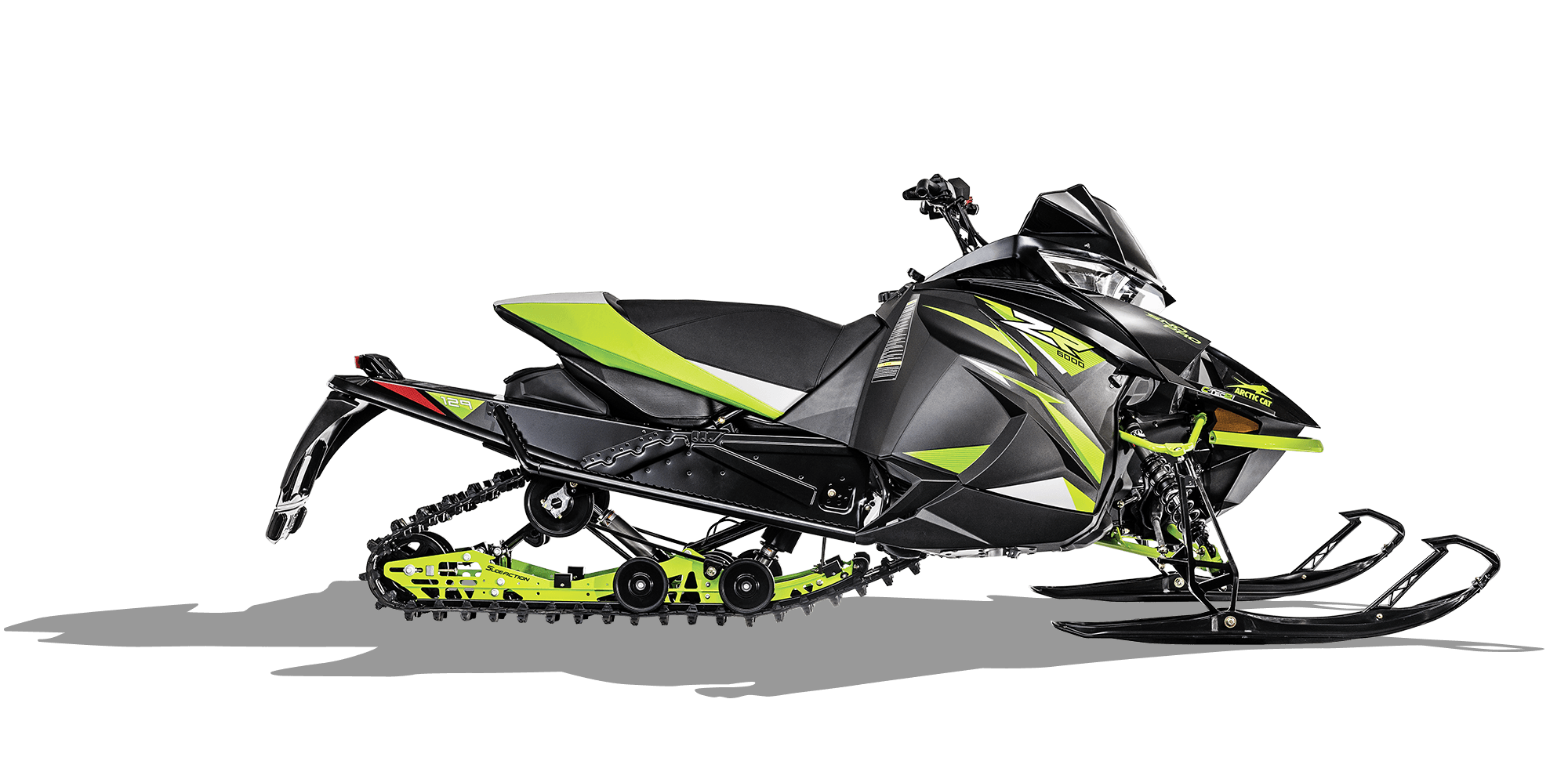 2018 Arctic Cat ZR 6000 Sno Pro ES (137) in Baldwin, Michigan