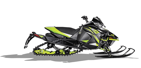 2018 Arctic Cat ZR 6000 Sno Pro ES (137) in Hillman, Michigan