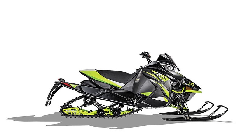 2018 Arctic Cat ZR 6000 Sno Pro ES 137 in Mazeppa, Minnesota