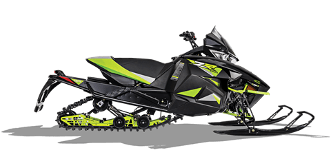 2018 Arctic Cat ZR 7000 (129) in Baldwin, Michigan