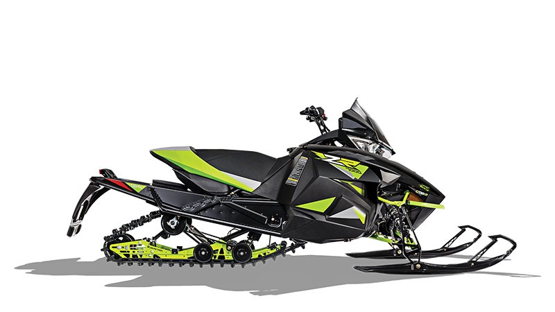 2018 Arctic Cat ZR 7000 137 in Saint Helen, Michigan