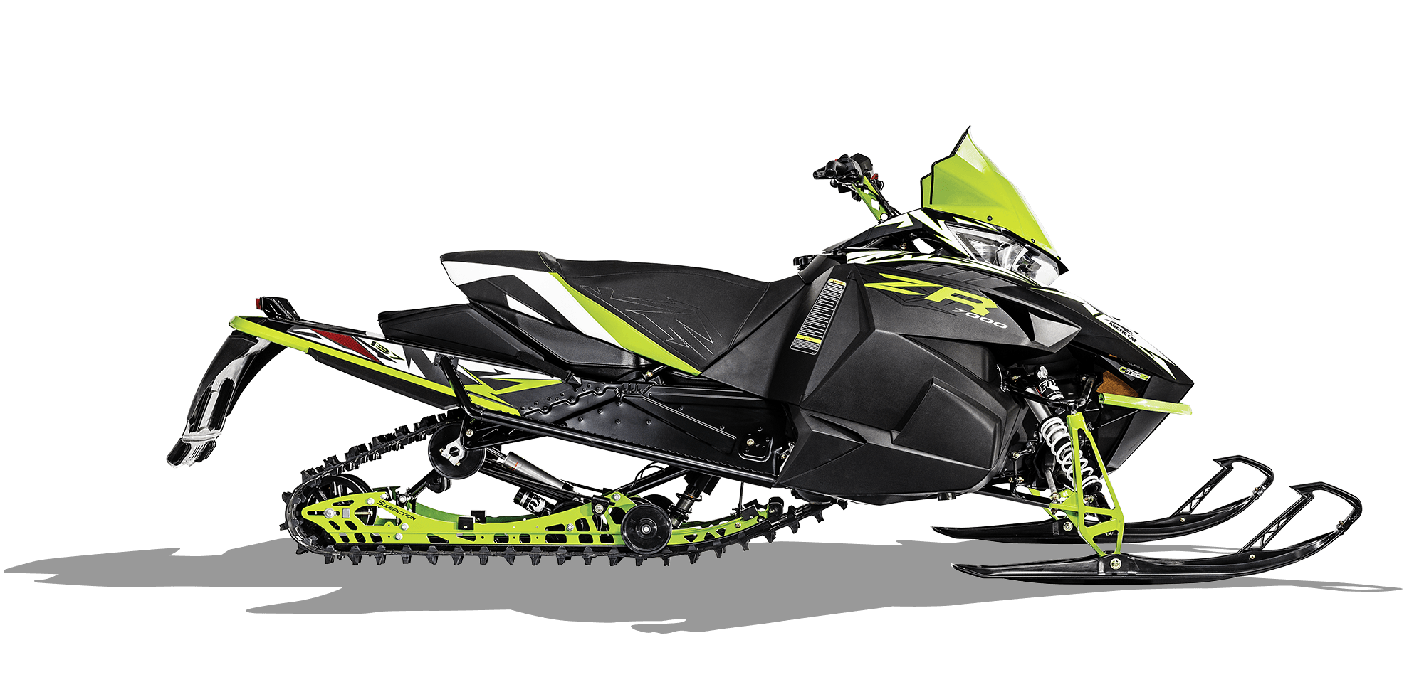 2018 Arctic Cat ZR 7000 Limited in Covington, Georgia