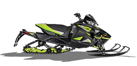 2018 Arctic Cat ZR 7000 Sno Pro (129) in Kaukauna, Wisconsin