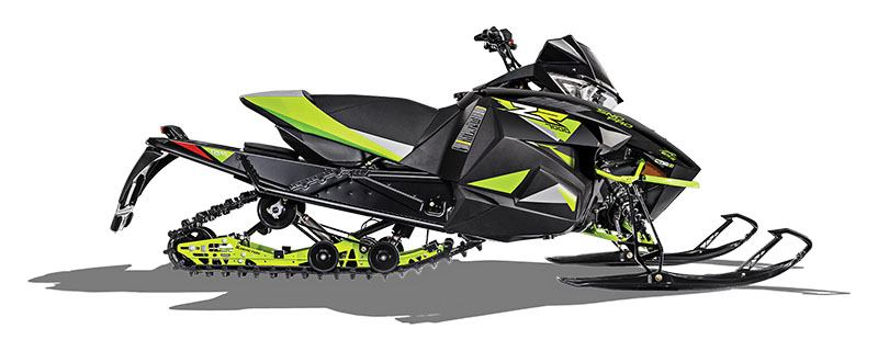 2018 Arctic Cat ZR 7000 Sno Pro (129) in Francis Creek, Wisconsin