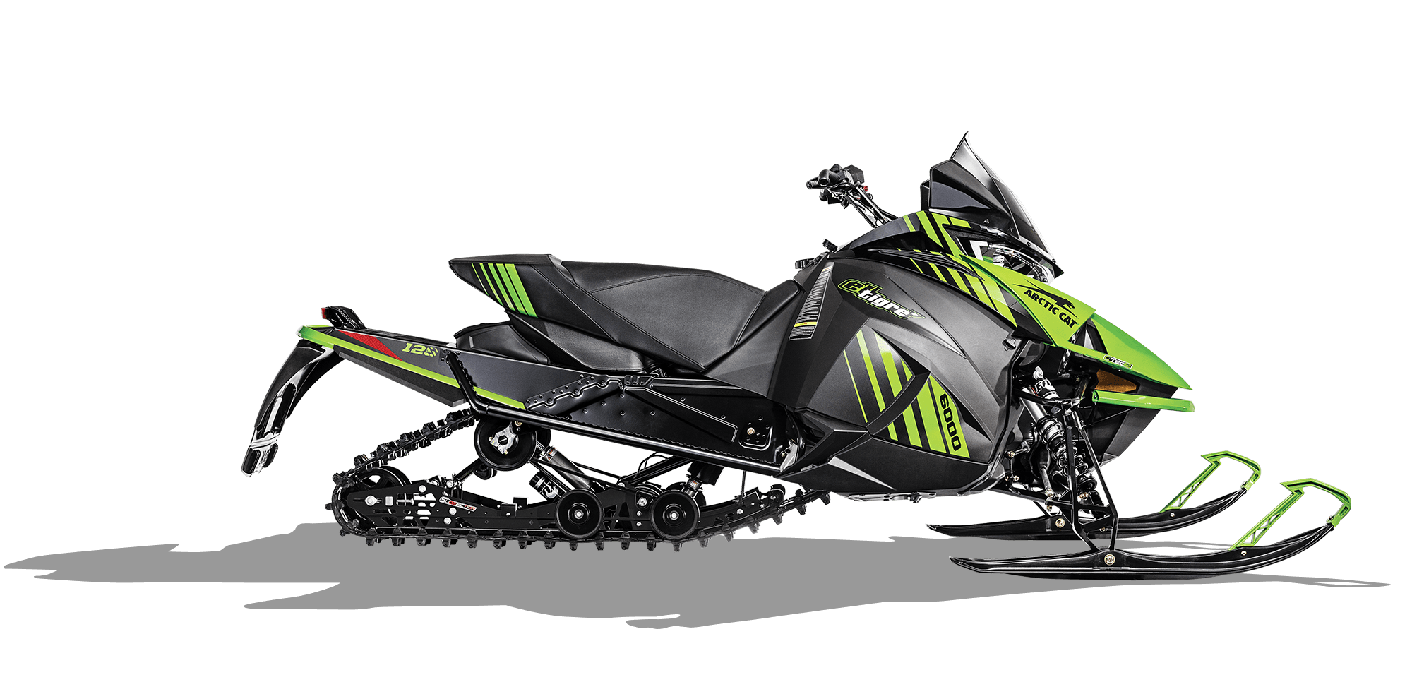 2018 Arctic Cat ZR 8000 El Tigre ES (129) in Covington, Georgia