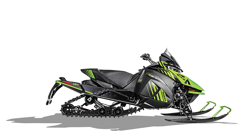 2018 Arctic Cat ZR 8000 El Tigre ES 129 in Butte, Montana