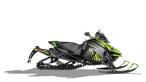 2018 Arctic Cat ZR 8000 El Tigre ES 137 in Francis Creek, Wisconsin