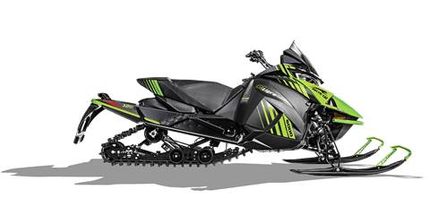 2018 Arctic Cat ZR 8000 El Tigre ES (137) in Baldwin, Michigan