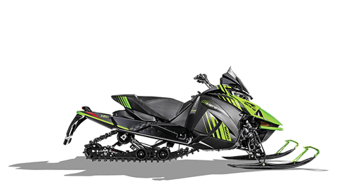 2018 Arctic Cat ZR 8000 El Tigre ES 137 in Fond Du Lac, Wisconsin