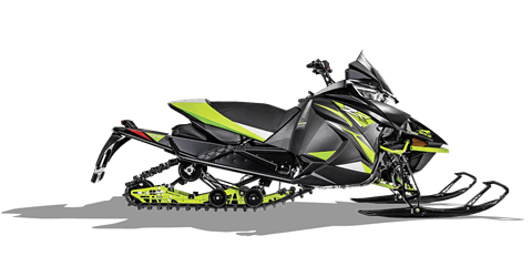 2018 Arctic Cat ZR 8000 ES (129) in Kaukauna, Wisconsin