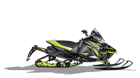 2018 Arctic Cat ZR 8000 ES 129 in Barrington, New Hampshire