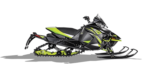 2018 Arctic Cat ZR 8000 ES (129) in Findlay, Ohio