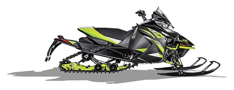 2018 Arctic Cat ZR 8000 ES (129) in Francis Creek, Wisconsin