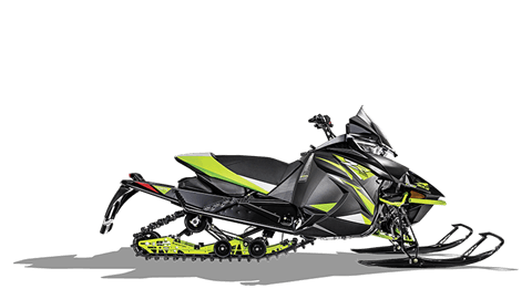 2018 Arctic Cat ZR 8000 ES 137 in Barrington, New Hampshire
