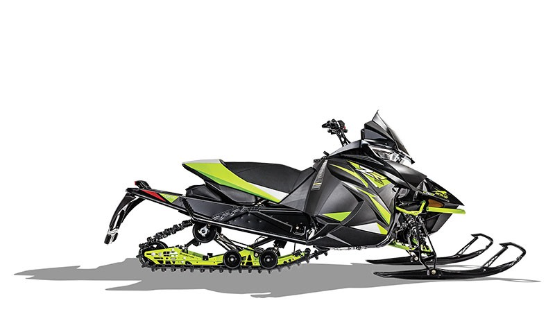 2018 Arctic Cat ZR 8000 ES 137 in Three Lakes, Wisconsin