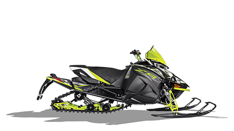 2018 Arctic Cat ZR 8000 Limited ES 129 in Francis Creek, Wisconsin