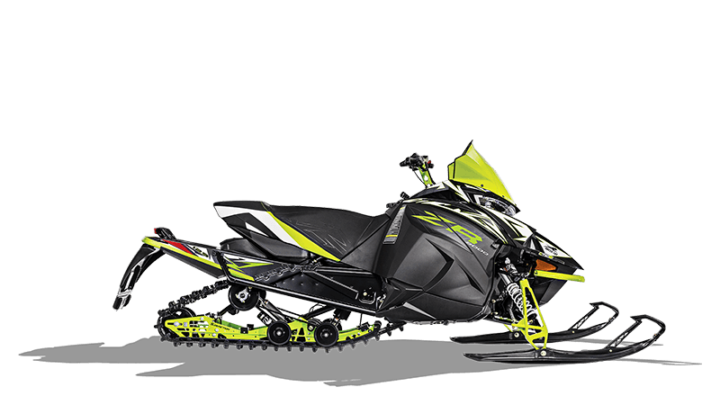 2018 Arctic Cat ZR 8000 Limited ES 129 in Hamburg, New York