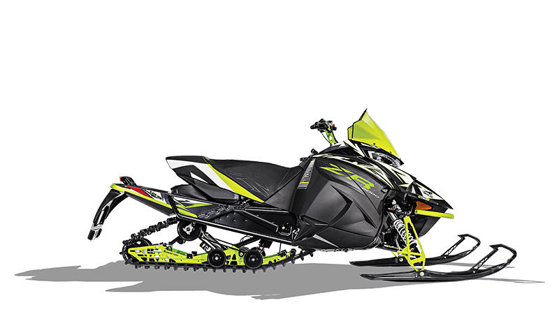 2018 Arctic Cat ZR 8000 Limited ES 137 in Edgerton, Wisconsin
