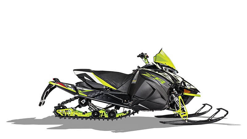 2018 Arctic Cat ZR 8000 Limited ES 137 in Francis Creek, Wisconsin