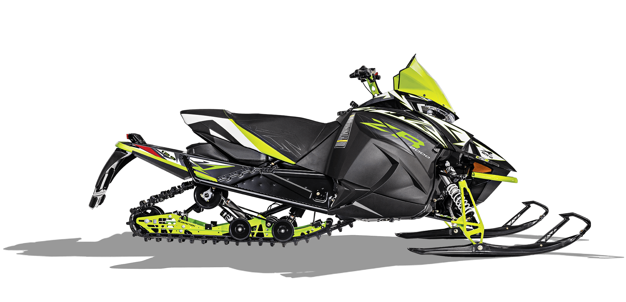2018 Arctic Cat ZR 8000 Limited ES (137) Early Build in Hamburg, New York