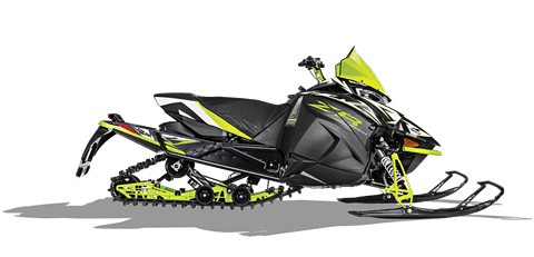 2018 Arctic Cat ZR 8000 Limited ES (137) Early Build in Francis Creek, Wisconsin