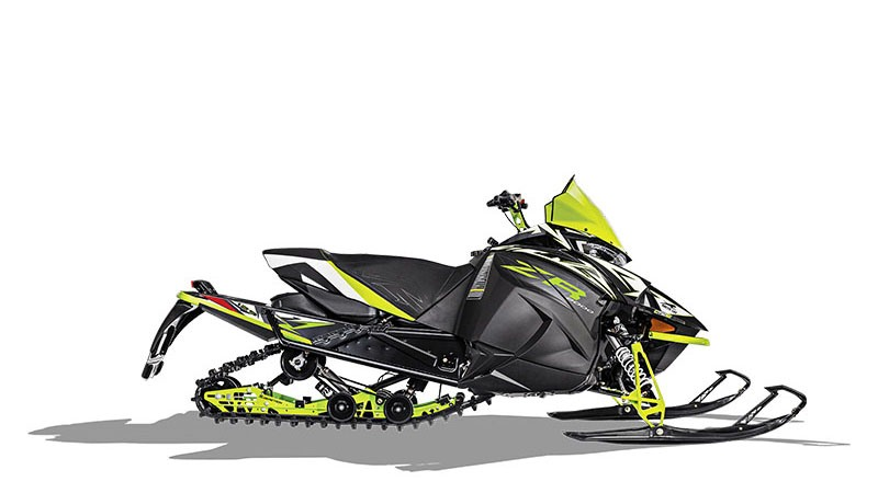 2018 Arctic Cat ZR 8000 Limited ES 137 Early Build in Union Grove, Wisconsin