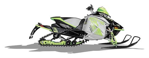 2018 Arctic Cat ZR 8000 RR ES (129) in Barrington, New Hampshire