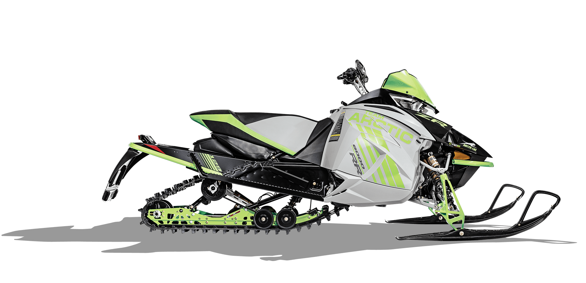 2018 Arctic Cat ZR 8000 RR ES (137) in Baldwin, Michigan