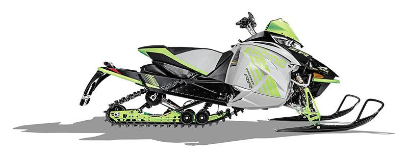 2018 Arctic Cat ZR 8000 RR ES (137) Early Build in Rothschild, Wisconsin