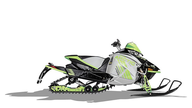 2018 Arctic Cat ZR 8000 RR ES 137 Early Build in Barrington, New Hampshire
