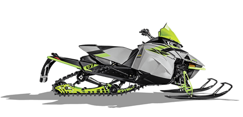 2018 Arctic Cat ZR 8000 Sno Pro ES (129) Early Release in Mio, Michigan
